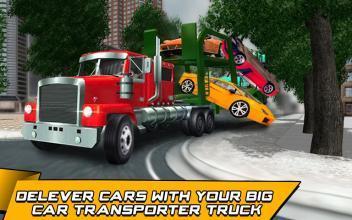 Euro Car Transporter Car Parking Game 最新版下载 攻略 礼包 九游就