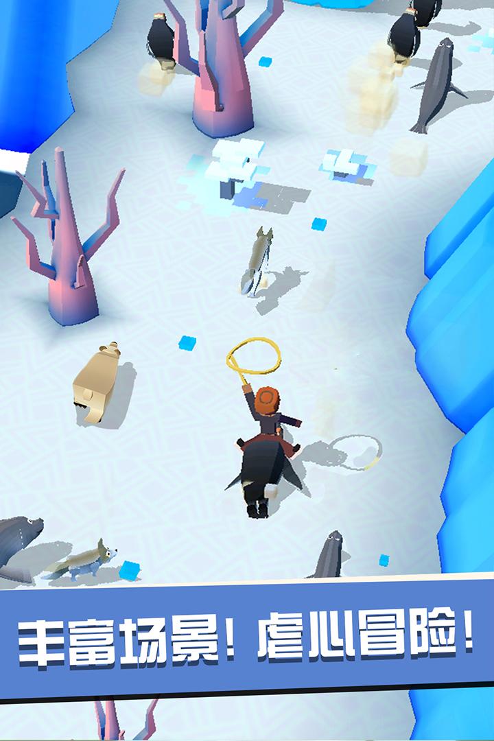 疯狂动物园 11-08更新 - 休闲游戏 荣获2016 indieplus全球大奖的