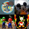 Cartoon game match(cartoon wala game)