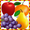 Fruit Puzzle Game