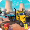 Offroad Nuclear Wast Transport_Truck Driver !