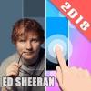 Ed Sheeran Piano Tile 2018