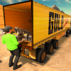 Euro Truck Transport Simulator: Full of Gold Drive