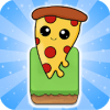 Merge Pizza - Kawaii Idle Evolution Clicker Game