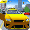 City Crazy Taxi Driving Simulation