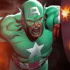 Street Fighting King - Superheroes Battle Contest
