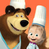 Masha and the Bear: Cooking Adventure
