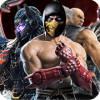 Tag Tekk Iron Fist: Robot Fighting Games