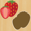Fruits Puzzles for Kids - FREE