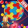 Bubble Real Shooter : Miss Witch Game 2019