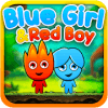 Blue girl and Red Boy Adventure