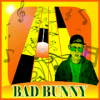 Bad Bunny Magic Piano