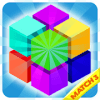Cube Color Land - Match 3