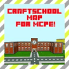 CraftSchool map for MCPE!