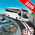 Ultimate City Bus Coach Driving Sim 2019