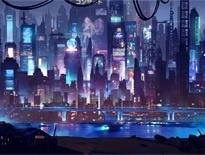 《魂器学院》城市-洛加尔-高速发展的商业之城