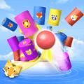 Color Ball 3D Bump : Marble Smash Game