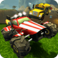 大赢家彩票平台黑钱,Crash Drive 2 - 多人游戏 Race 3D