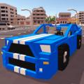 Blocky Car Racer