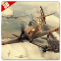 真实 空气 战斗 战争: 空战士 游戏