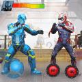 未来世界机器人战斗