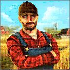 小镇农场模拟