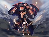 《天空编年史》载具宣传片:这个冒险者由我守护!