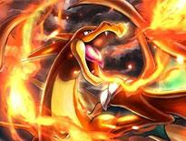 《魔兽小宠物》喷火龙视频: 燃尽一切
