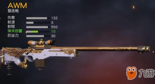 荒野行动狙击枪哪个好 狙击枪最新排名汇总