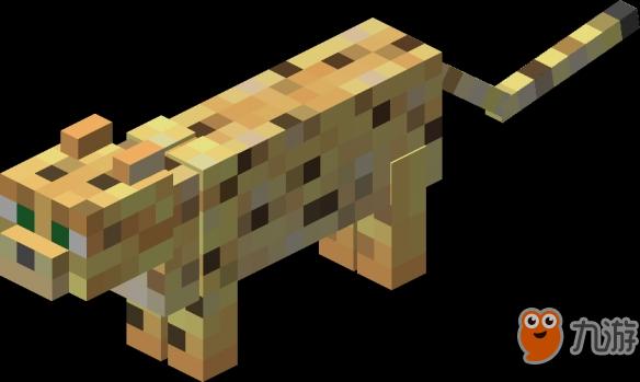 我的世界手游豹猫怎么抓 驯化豹猫方法介绍