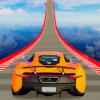 Impossible Mega Ramp car Stunts Race