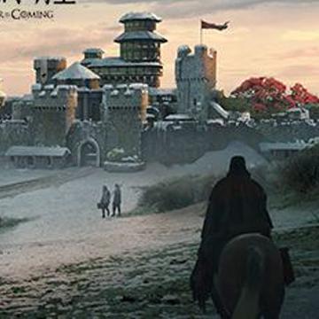 正版授权完美还原 《权力的游戏凛冬将至》角色原画赏析