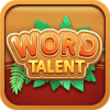 Word Talent - Connect Wood Words
