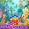 Animals Hexa Puzzle