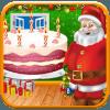 Christmas Sweet Cake Maker-Santa Cake Making Games