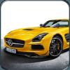 Crazy Car Driving & City Stunts SLS AMG