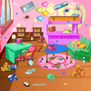 Princess Room Cleanup - Cleaning & decoration game