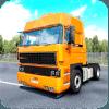 Euro Trucks Cars Simulator Speed
