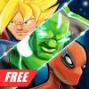超级英雄格斗游戏