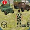 U Army ffrad Truck Drvr 3D 2