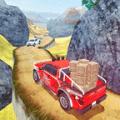 Cross the Bridge - Vintage Car Driving Game
