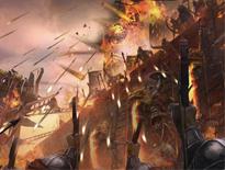 《大秦帝国》多人攻城战 就是这么嗨!
