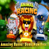 Animal Jungle Racing Adventure Track