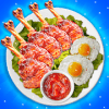 Chicken Lollipop-Cooking Maker Street Food