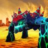 Kaiju Shooter  Full Metal Cthulhu with Giant Gun