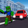 Confetti Drift - Zombie Pinata Smash Car Racing