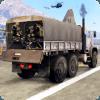 陆军卡车越野运输