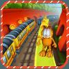 Subway Garfield Runner