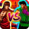 Kings of Street fighthers  SuperHero Kung Fu Top