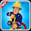 英雄消防员山姆登山赛车